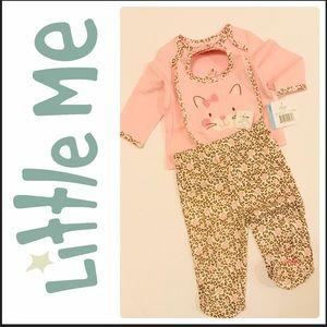 Little Me Infants Three Piece Set